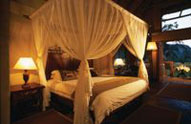 Bedroom - Hanglip Mountain Lodge - Entabeni Private Game Reserve - Mapungubwe Reservations